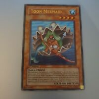 Yu-Gi-Oh Toon Mermaid Ultra Rare MRL-E072 1est Edition