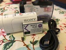 Sony Action Cam Mini HDR-AZ1, Caméra de poche - 1080p, Carl Zeiss, Wi-Fi, NFC