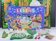 Spiel des Lebens • 1997 • ab 8 Jahre • MB • Brettspiel • Familienspiel