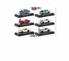 M2 Nissan Skyline GTR, 1600 SSS and Fairlday Z Set of 6 cars 32500-JPN01 1/64