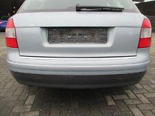 Stoßstange hinten Audi A4 B6 8E Avant kristallblau LY7R Stoßfänger hellbau