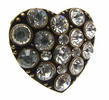 Fashion Rings Statement Rings Heart Rings Heart Shaped Rings Size K 113913
