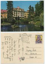 45448 - Marianske Lazne - Zotavovna ROH Oradour - AK, gelaufen 17.7.1975