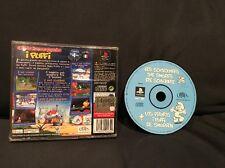 I PUFFI - PS1 PS2 - Playstation One - Pal Ita - Retrogame OOOOOO RARISSIMO