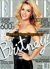 Elle 10/12,Britney Spears,October 2012,NEW