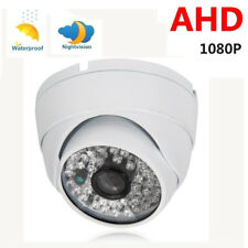1080P AHD HD Analog IR-CUT Wide Angle Dome Outdoor Security CCTV Camera AHD DVR