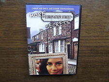 More Coronation Street Secrets Disc 1 (DVD, 2004) Canadian