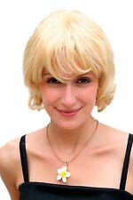 Perruque, Blond, court cheveu, carré 26826-611 env. 25 cm