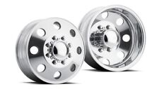 "1990-2016 Ford E-350 450  One Ton 16"" Aluminum Dual Wheel Set of ( 4 ) 8x165"