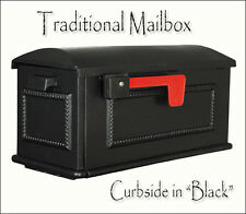 Special Lite Traditional Curbside Mailbox Powder Coated 14 Color Choices No Rust
