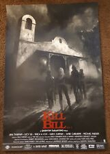 Kill Bill Vol 2 by Karl Fitzgerald limited silkscreen poster print lk Mondo