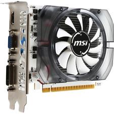 NEW MSI N730-2GD3V3 G730233 GeForce GT 730 Graphic Card - 2 GB DDR3 SDRAM 700