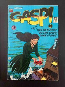 GASP! #4 ACG COMICS 1967 FN
