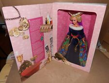 Barbie Doll Medieval Lady 12791 Mattel Great Eras Collection Volume 5 1994 155T