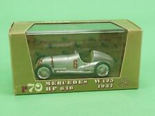 [QS3-023]1:43 BRUMM Serie ORO R 70 MERCEDES W 125 HP 646 del 1937 FONDO MAGAZZIN
