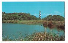 CAPE HATTERAS LIGHTHOUSE Tallest Outer Banks North Carolina NC Postcard KOPPEL