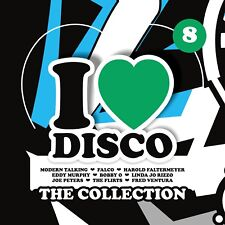 I LOVE DISCO COLLECTION Vol.8-2CD