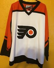 PHILADELPHIA FLYERS JERSEY XXL PRO PLAYER AUTHENTIC VINTAGE