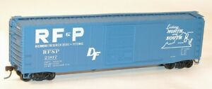 HO Accurail Kit RFP 50' Single-Door Riveted-Side Boxcar 5032 IC206