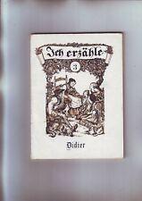 Ich Erzhale / didier - 1952 allemand