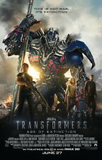 """035 Transformers 4 Age of Extinction - 2014 Hot Movie Film 14""""x22"""" Poster"""