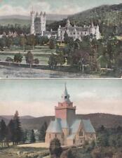 BALMORAL  CASTLE  &  CRATHIE  CHURCH      ,  ABERDEEN  ,  ( 15K )