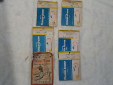 THIMBLEDROME PROP SCREWS & DRIVE WASHER, REED VALVE & RETAINER AND RUDDER, NOS