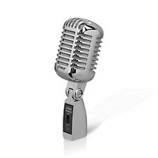 Microphone Vintage Old Style Dynamic Vocal Classic Retro Studio Stage Voice S