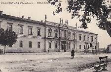 Carte Postale Ancienne Carpentras
