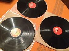 "ERNST VON DOHNANYI, L COLLINGWOOD ""Variations On A Nursery Tune"" 3x12"" 78rpm M-"