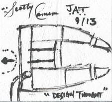 Scotty Cameron signed auto Golf Putter Designer Futura x5 Legend RARE COA LOOK!!