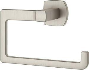 Pfister Deckard Towel Ring in Brushed Nickel BRB-DA1K