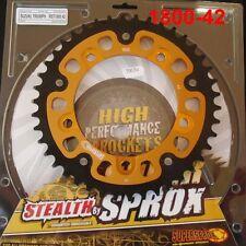 Supersprox Stealth Roue à Chaîne Suzuki Gsx-R 1000 GSXR1000 42 Z,Rst 1800-42
