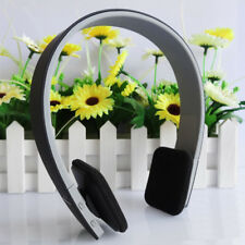 3.5mm Wireless Bluetooth Headphone Headset with Mic for Smartphone Laptop Tablet