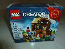 LEGO Creator Toy Workshop 40106 2014 Limited Edition Christmas New Sealed