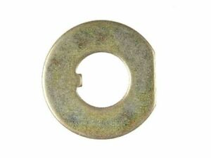 For 1970 Plymouth Superbird Spindle Nut Washer Front Dorman 49418NJ