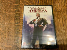 Coming To America (DVD, 2007) Brand new and factory sealed