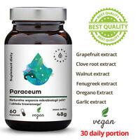 Natural Digestive & Bowel Support Poprawa Trawienia Wsparcie Jelit 60 Capsules