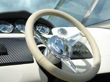 Premium Boat Steering Wheel Triplex For Boats With Teleflex Ultraflex Steeromg