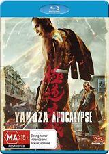 NEW Yakuza Apocalypse: Great War of the Underworld [Blu-ray]