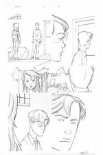 Spider-Man Loves Mary Jane (S2) #5 p.14 Outside 2009 art by Craig Rousseau