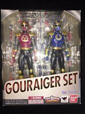 S.H.Figuarts Ninpuu Sentai Hurricaneger GOURAIGER Set BANDAI