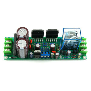 GAINCLONE LM3875TF Power Amplifier Dal-channel With Power Protection
