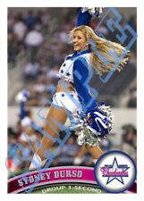 ACEO Sydney Durso 2011 Dallas Cowboys Cheerleaders #/25