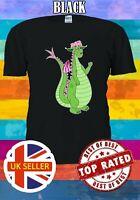 Pete's Dragon Elliott Cartoon Movie Funny Men Women Unisex T-shirt 3648