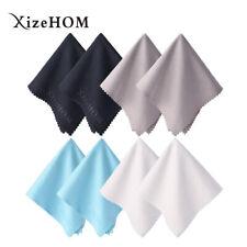 XizeHOM 8 pcs/lots nettoyeur de lunettes de haute qualité 20*20cm microfibre