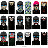 Face Fishing Shield Scarf Neck Gaiter Sun Tube Headwear Balaclava Mutil-Style