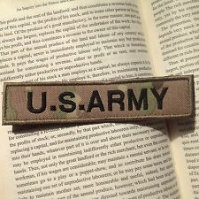 DIGITAL CAMO US  ARMY TACTICAL MILITARY  ISAF MORALE BADGE SWAT PATCH