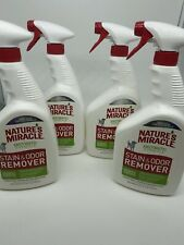 Nature's Miracle Stain and Odor Remover Dog Odor Control Formula 4 Bottles