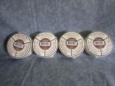 "4 ROLLS  Fasade Double Sided Carpet Backsplash High Adhesive Tape 1-1/2"" x 40'"